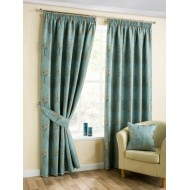 "Arden Duckegg 3"" Tape - Pencil Pleat Curtains"