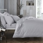 Bianca Double Fitted Sheet 200 Thread Count 100% Cotton  EXTRA DEEP 28cm
