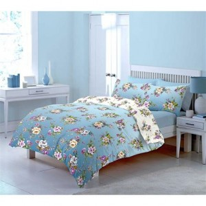Ombre Floral 300 Thread Count