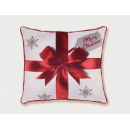 Merry Christmas Pressies Cushion Cover